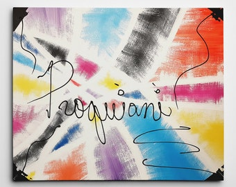 Proquiani Signature Collection - Abstract Art