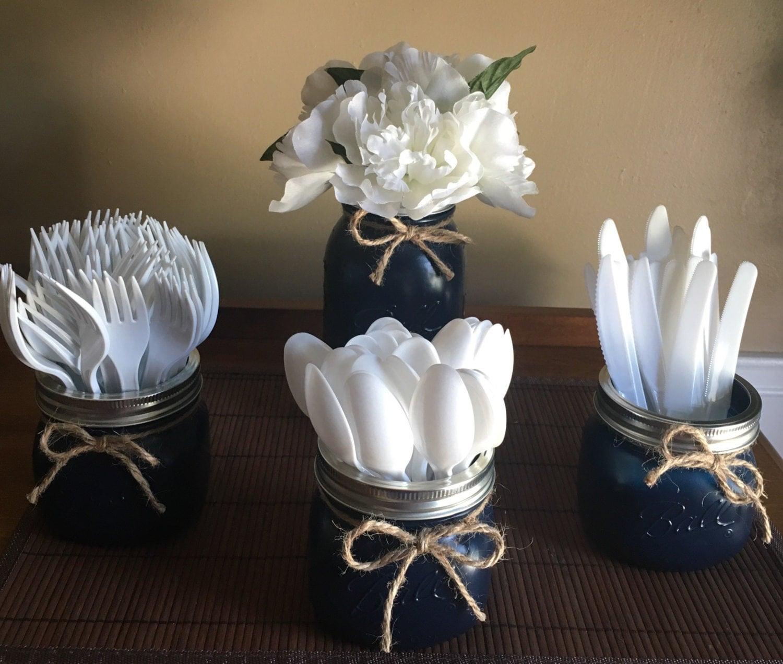 Mason Jar Party Decorations: Mason Jar Party Decorations By TabsCreationsStudio On Etsy