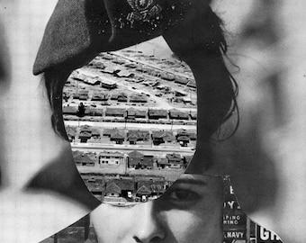 Mdmslls IV - Original Collage