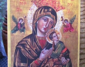 Our Lady of Perpetual Help - CROWN