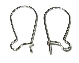 925 Sterling Silver Earrings Hooks