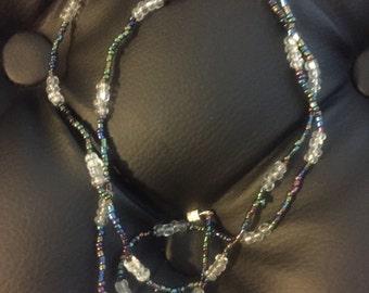 Glass Waist Beads