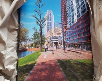 Rotterdam City Art Photograph Canvas