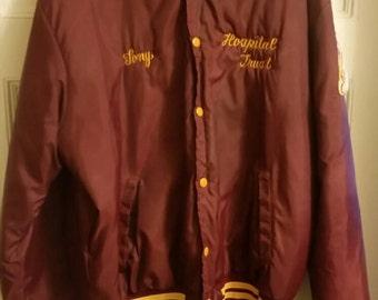 Vintage rennoc baseball jacket