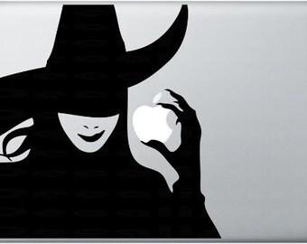 Wicked Laptop Sticker