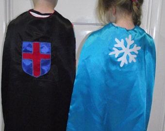 Superhero Cape - Double sided
