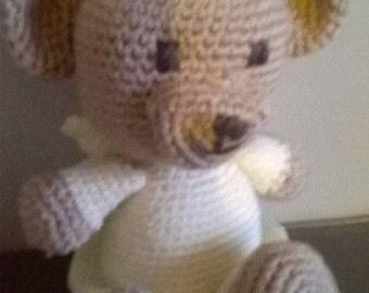 Allie the angelbear