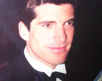 John F Kennedy Jr A Life In The Spotlight