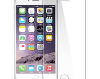 1 Premium Tempered Glass Screen Protector for iPhone 6 & 6s