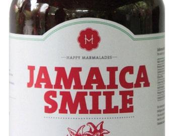 Hibiscus marmalade / Mermelada de Jamaica