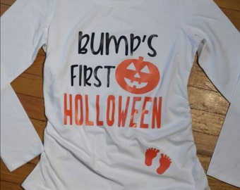 BUMPS FIRST HOLLOWEEN