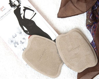 Comfort Half-Insoles for Stilettos, Handmade in France