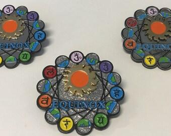 Equinox Pin