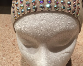 Swarovski handmade designed headband for you.