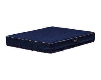Indigo Blue Denim Large Dog Bed