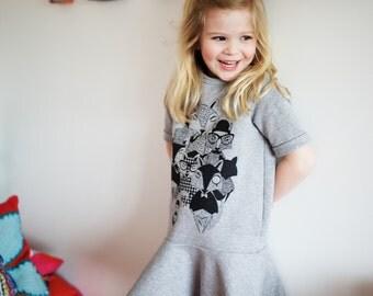 Sophia 'Dress' - Dresses - Kidswear - Children's Wear - Kids Clothes - Girls Clothes