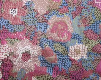 Liberty Silk Satin Fabric - Chiba