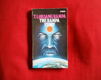 T. Lobsang Rampa - The Rampa Story (Corgi 1982)