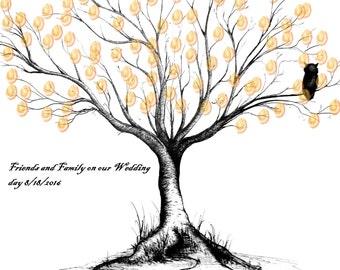 Thumb Print Tree