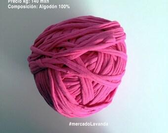 Trapillo pink Fuchsia R3