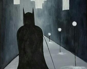 Batman  (Batman Painting)