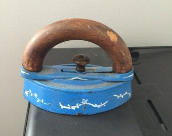 Antique Clothing Iron