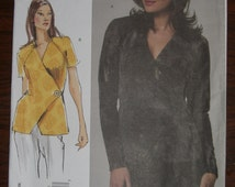 Vogue V1164 Sandra Betzina Original Top All Sizes Cut to J