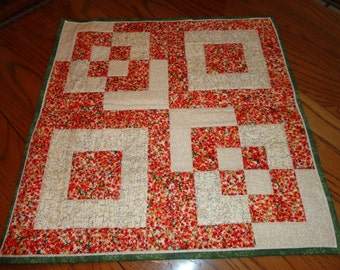 Four Square Table  Mat