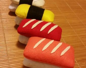 Nigiri Sushi Plush Set