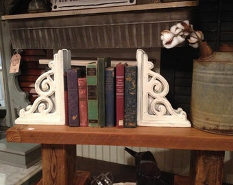 Rustic Corbels / Brackets (Bookend size)(sold individually)
