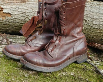1940s Royal Dutch Army boots