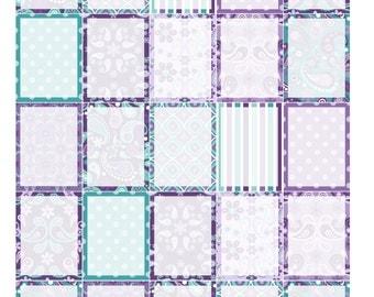 Full Box Planner Stickers Erin Condren Digital Download Printable