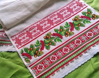 Great embroidery towel; Great folk towel