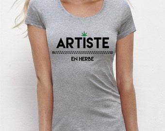 Budding artist TSHIRT