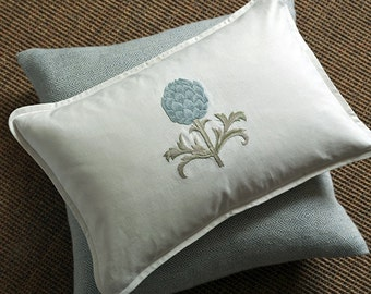 Machine Embroidery Design Artichoke - 2 sizes