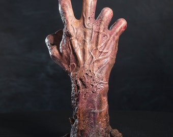 Zombie Resurrection Hand on Base- Lividity  #2