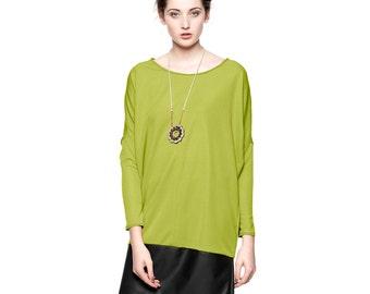 Tunic Green Dress