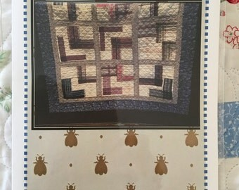Manly Hanky Panky Quilt Pattern
