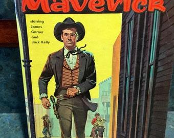 1959 Maverick Warner Brothers Hardback Book