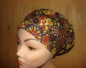 New  Yolanda Euro Style Medical Surgical Scrub Hat Vet Nurse Chemo