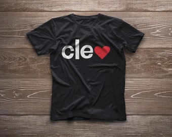 Cle Love Kids Tee