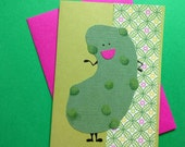 Mister Pickle (Big Dill) // Cards For All Occasions