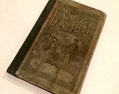 1869 THE UNION SPELLER Antique American Textbook