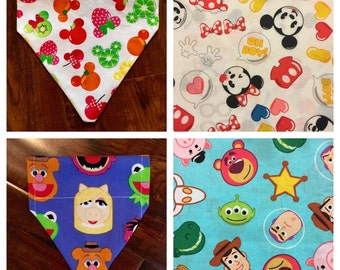 Custom Disney Pet Bandana