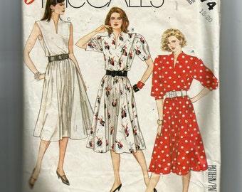McCall's Misses' Dress Pattern 2474