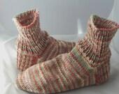 Women Slipper Socks in US Shoe Size 9 to 10 Wide