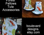 Custom Tula Accessories for Forest Fellows  - Made to Order