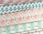 Half price* Weaving Star Paper~ Spring Blossom Watercolor (50 strips)