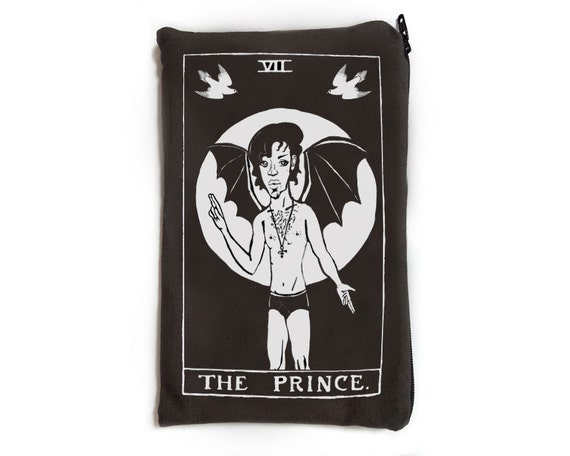 The Prince of Darkness Makeup / Pencil pouch