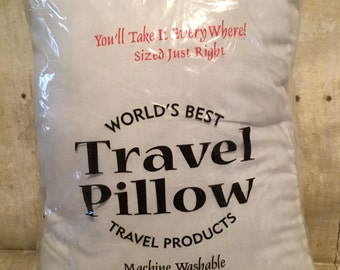 Toddler/Travel pillow - coordinate for Toddler pillowcase listings